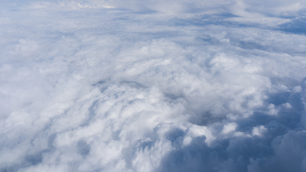 clouds., view, from, the, window, of - 19346760
