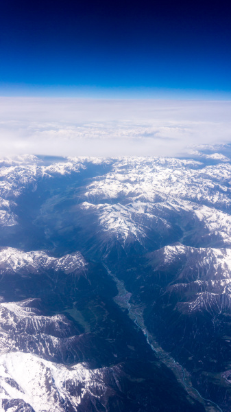 landscape, of, mountain., view, from, the - 19350448