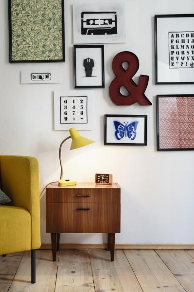 stylish house interior