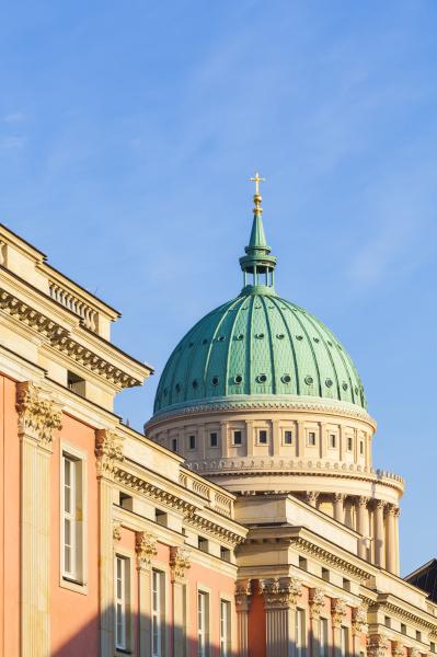 germany potsdam statehouse formerly city palace
