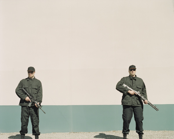 two men wearing special forces uniforms