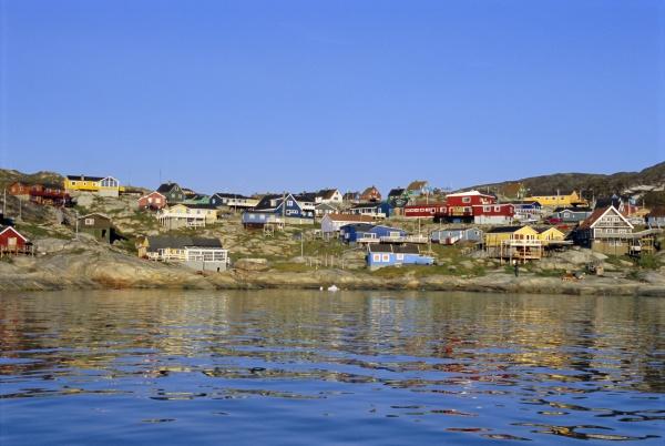 town of ilulissat formerly jacobshavn