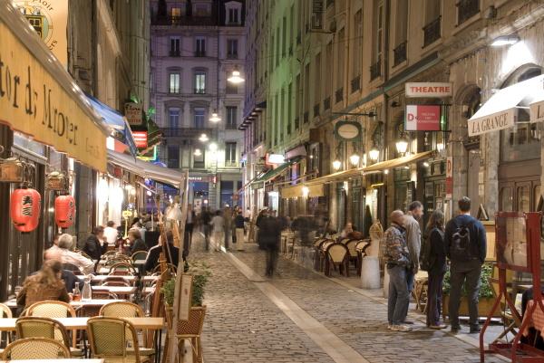 restaurants on rue des marronniers