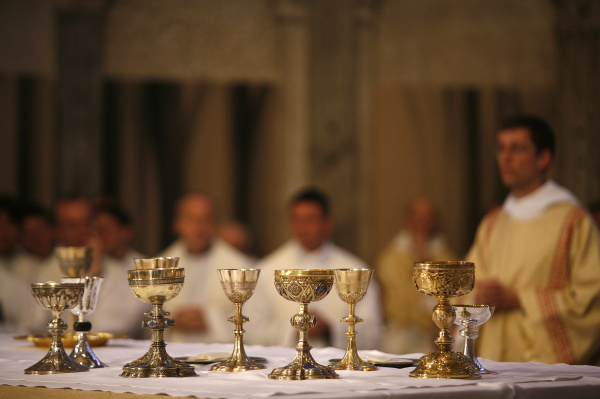 mass in saint jean cathedral
