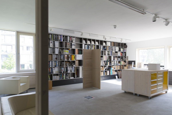 relaxing room of modern office