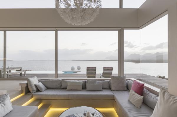 modern luxury home showcase interior living