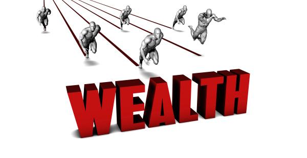 higher wealth