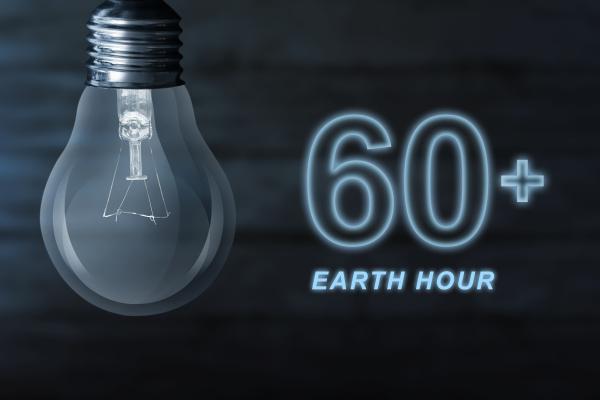 turn off light bulb for 60
