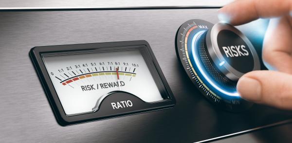 good investment risk reward ratio