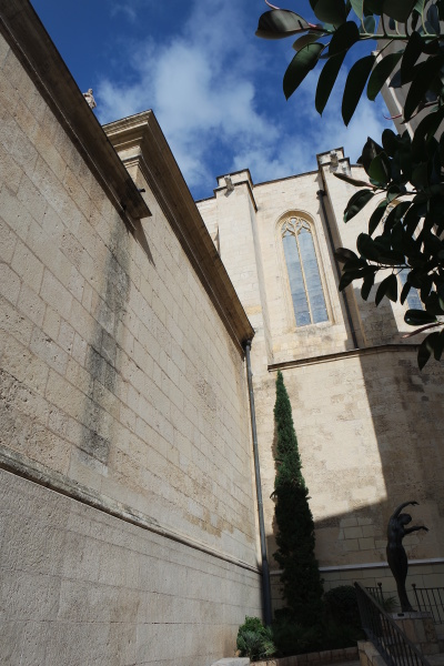 church prioral de sant pere in