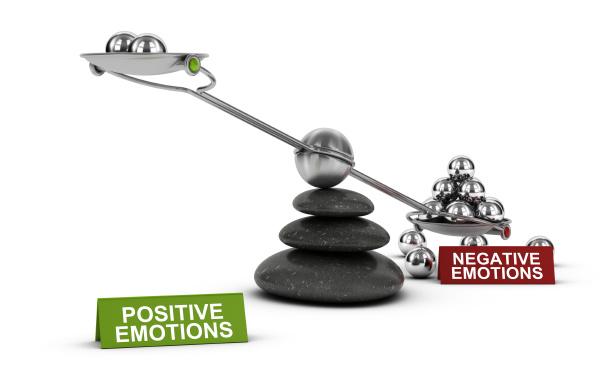 negative vs positive emotions psychology