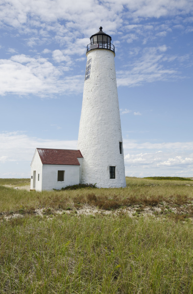 view of great point lighthouse