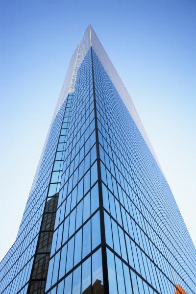 usa massachusetts boston low angle view