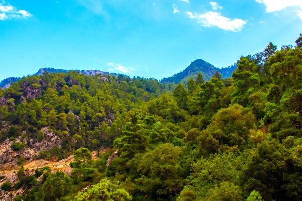 antalya goynuk canyon