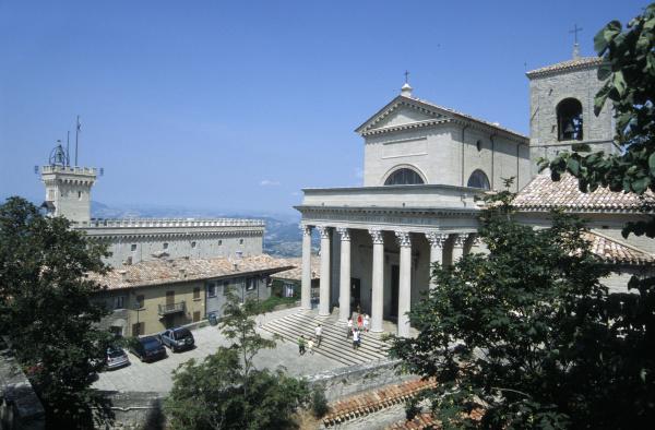 basilica del santo san marino
