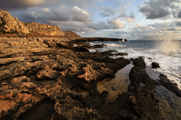 adia bay karpathos island