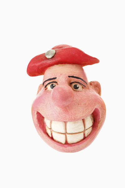 cartoon character the laugh