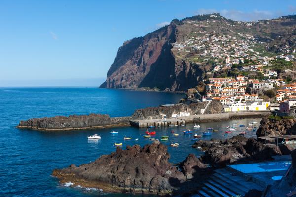 view of porto de comara de