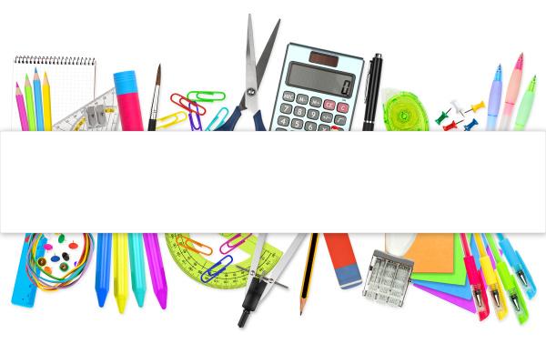 office school stationary supplies