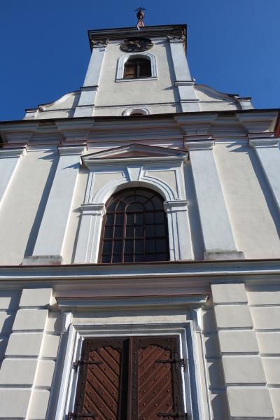 church in giant mountains czech republic