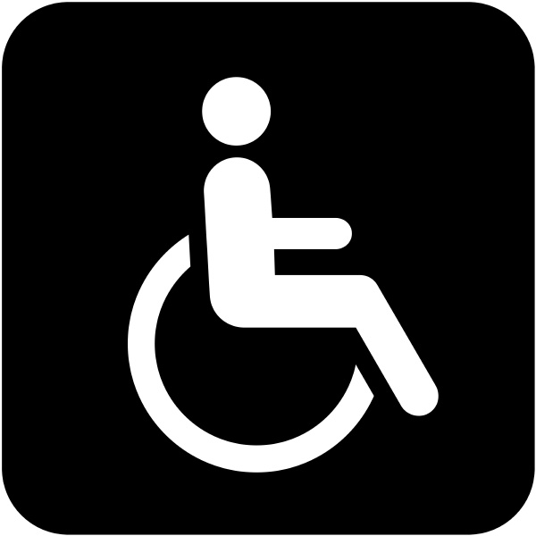 wheelchair accessible handicapped access