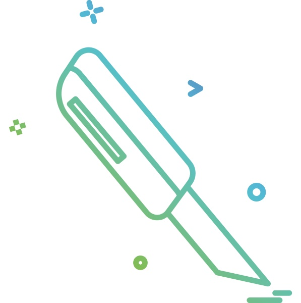 stationary icon design vector