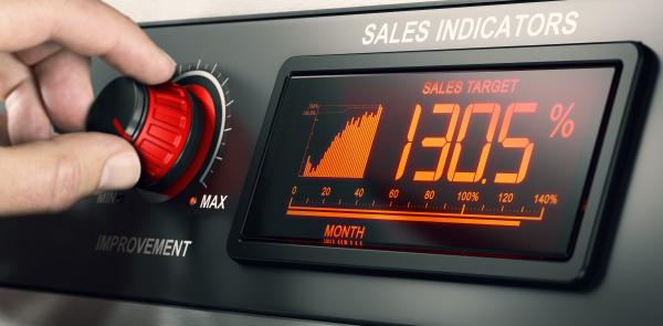 salesforce motivation exceed sales target