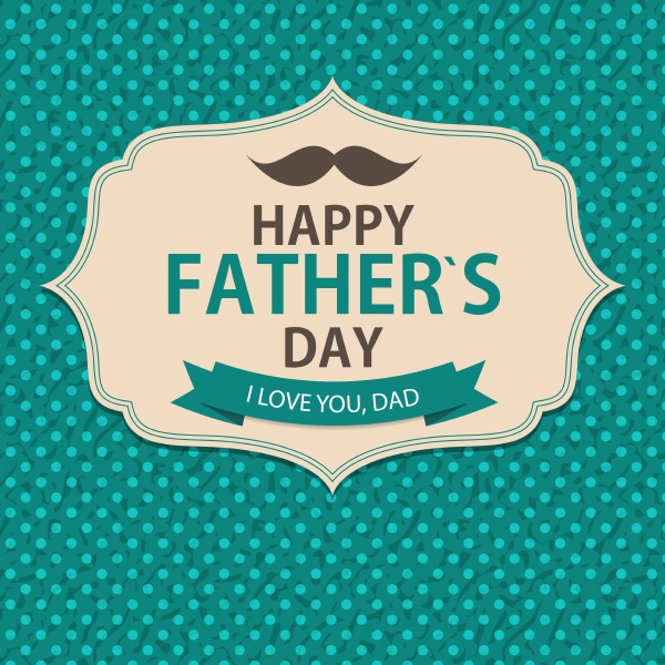happy father s day poster card