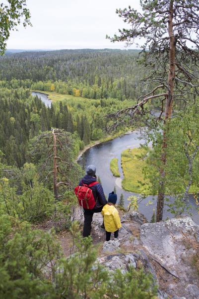 finland oulanka national park