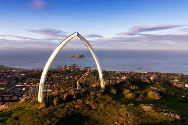 great britain scotland east lothian north