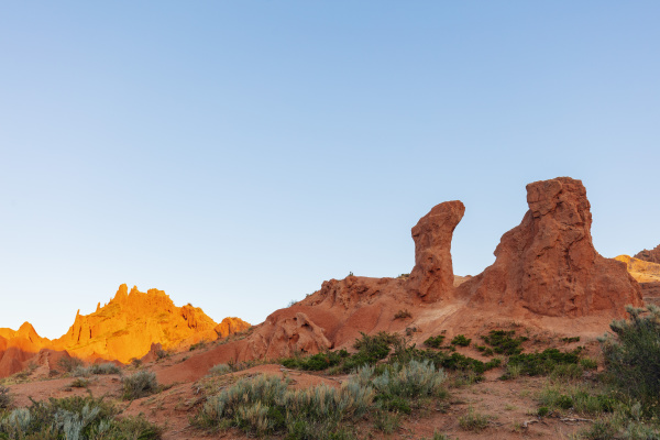 fairy tale canyon skazka valley tosor