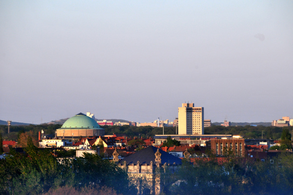 city dome in hannover