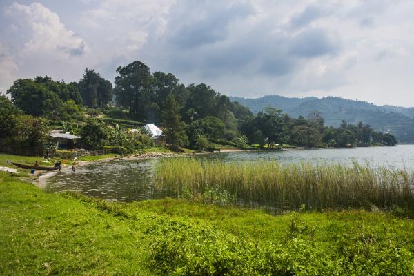 rwanda gysenyi lake kivu