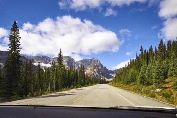 canada alberta jasper national park banff