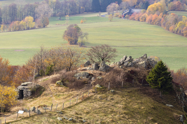 germany hessian rhoen nature park