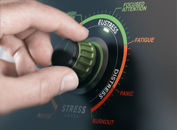 eustress positive stress management