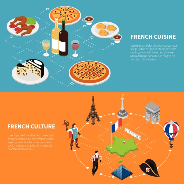french culture top sughtseeing landmarks and