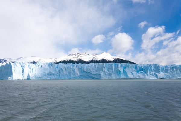 perito moreno glacier view patagonia scenery