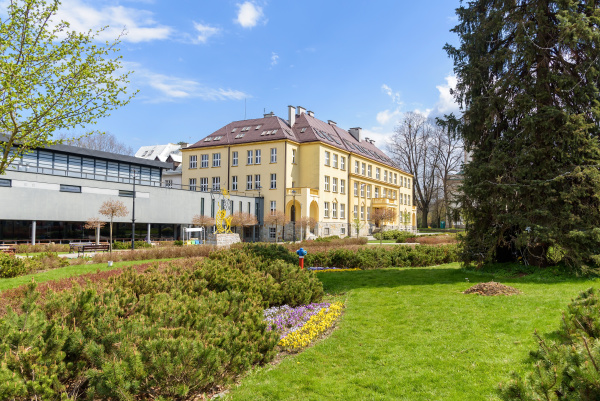 view of hoff square in wisla