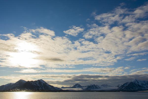 norway svalbard spitsbergen