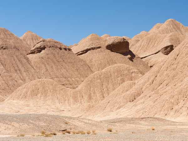 the argentinian altiplano along routa 27