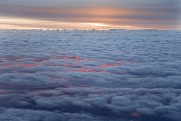 usa california sunrise seen from an