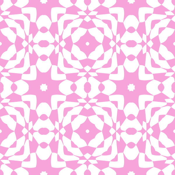 subtle pink and white allover pattern