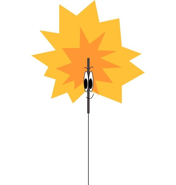 needle hand drawn design illustration vector