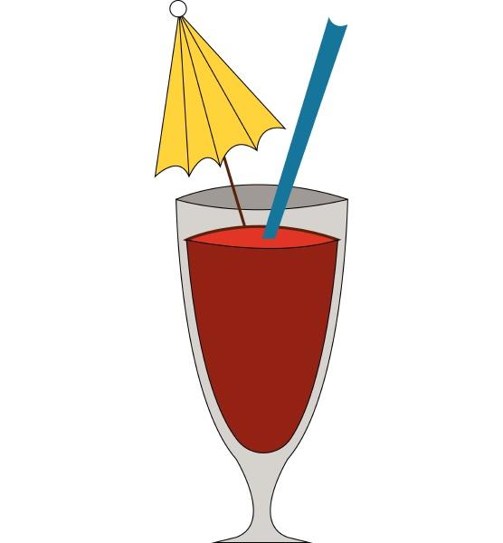 juice hand drawn design illustration vector