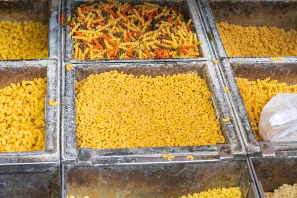 bulk pasta