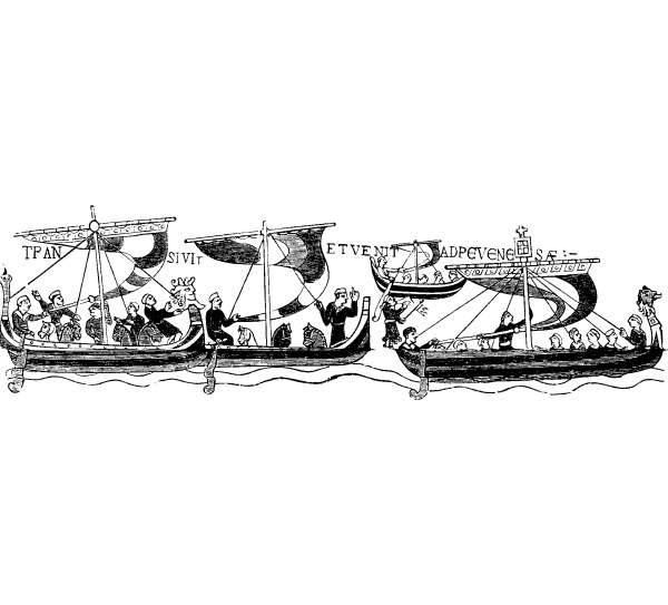 the vessels of william the conqueror