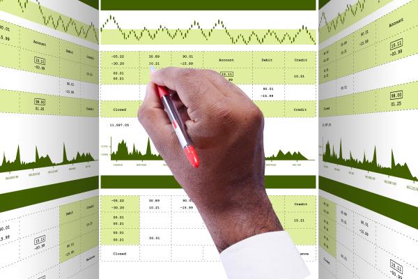 stock market graph analysis