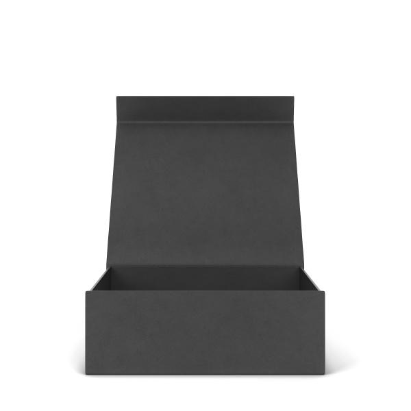 blank box package
