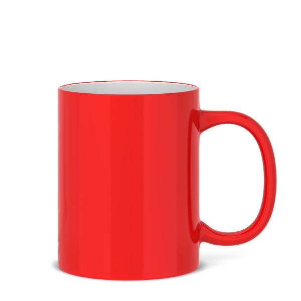 blank mug for hot drinks